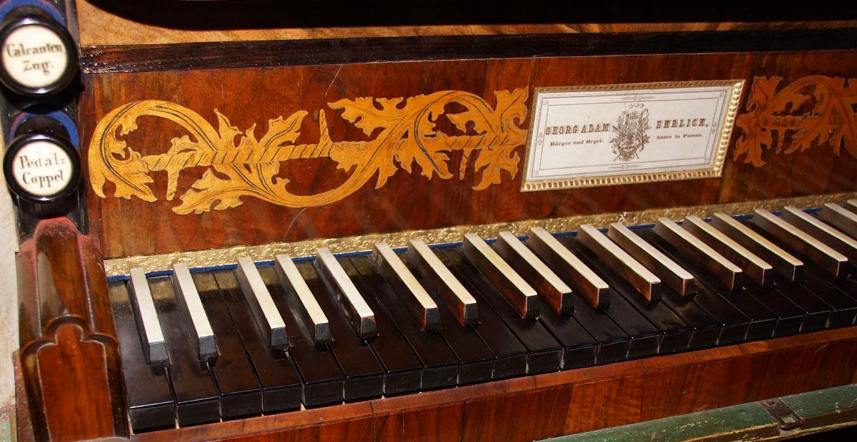 Ehrlich-Orgel in Steinkirchen (Ortenburg)