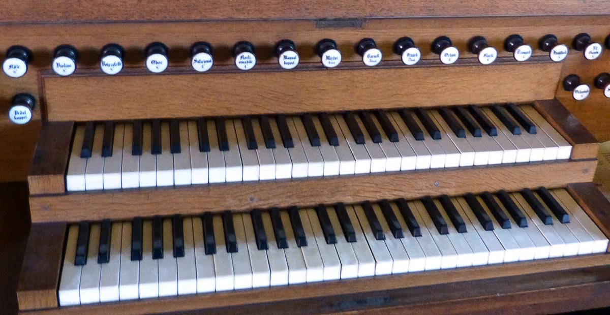 Reubke-Orgel in Görsbach (Thürigen)