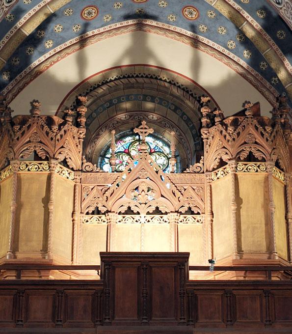 Wo ist denn die Orgel hin? (Nicht) gesehen in St. Marien Helmstedt