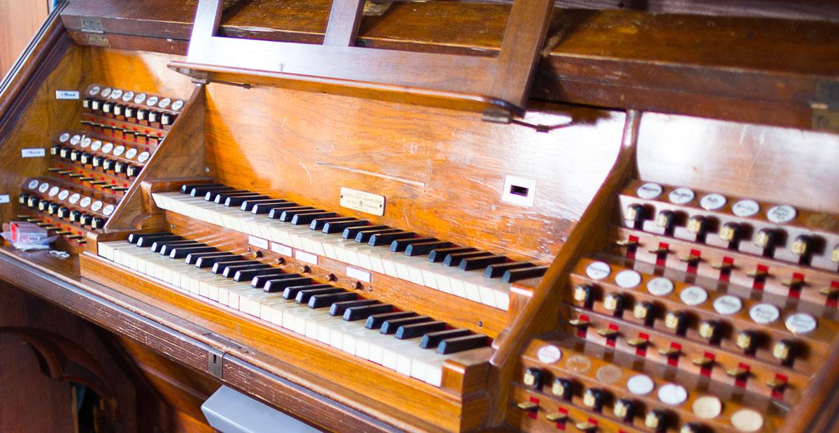 Jehmlich-Orgel in der Johanneskirche zu Meißen
