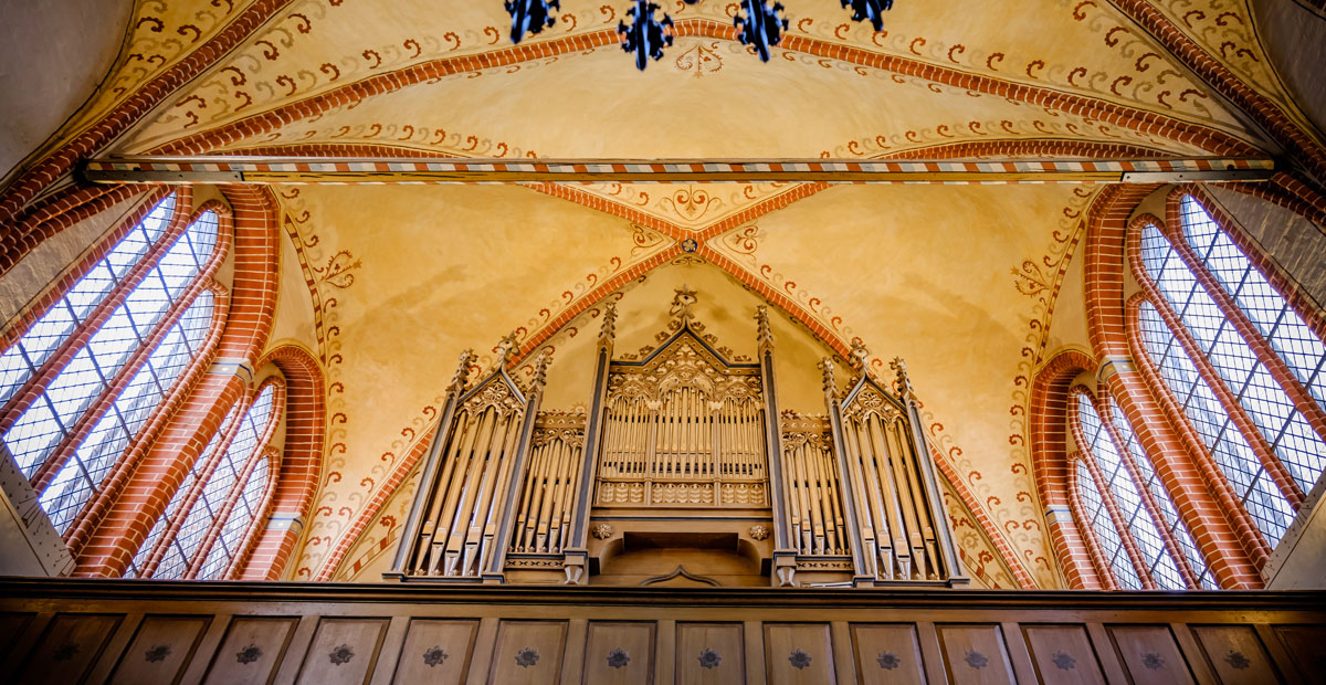 Winzer-Orgel zu Zarrentin