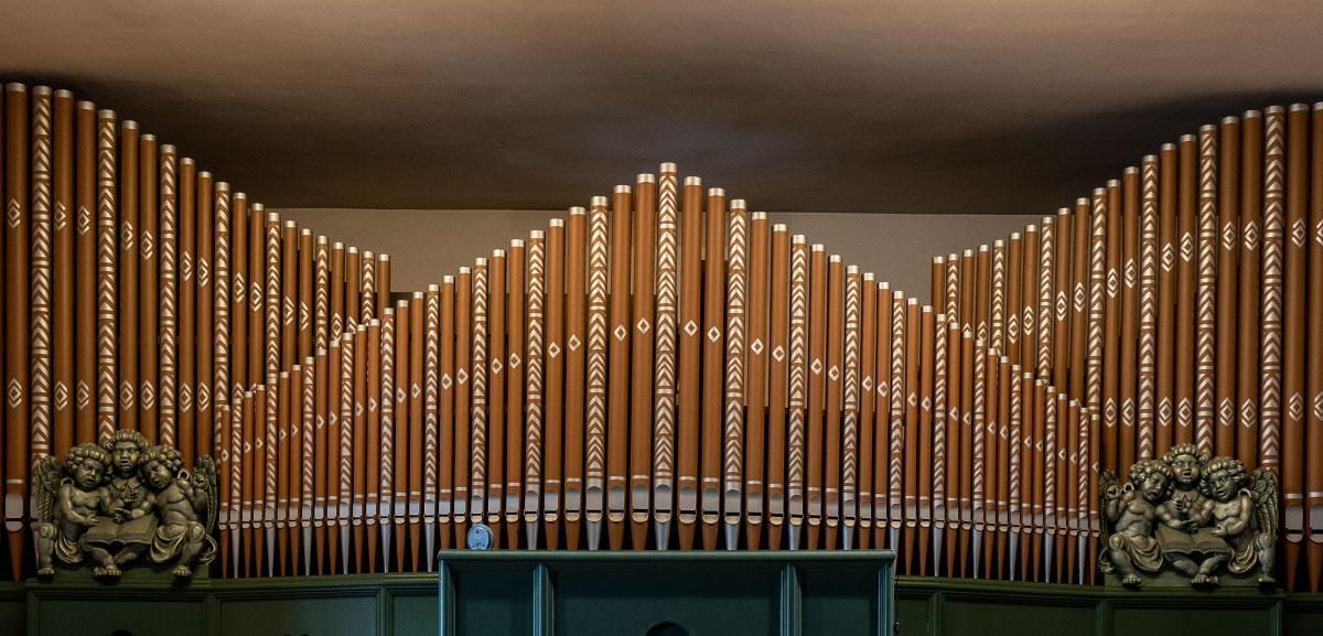 Walcker-Orgel von 1913 in Großgartach