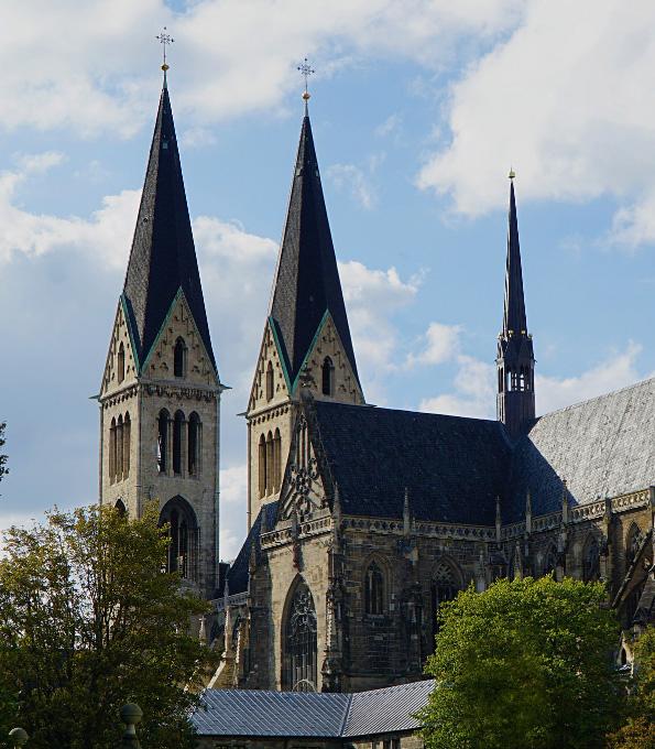 Dom zu Halberstadt